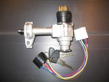 Ignition switch assembly, RHD with Manual or BW trans. Price includes refundable surcharge.